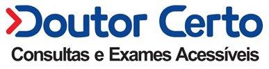 Clínica Doutor Certo – Clínica Popular na Ceilândia Logo